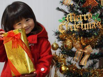 クリスマスプレゼント-女児