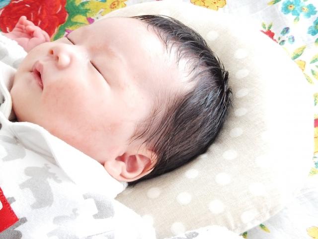 赤ちゃん枕-2