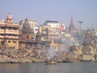 インド-火葬