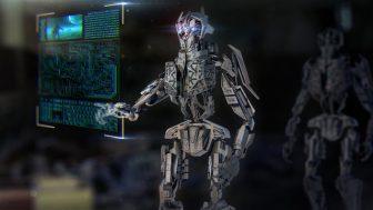 ロボット-1