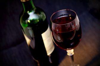 クリスマス-ワイン