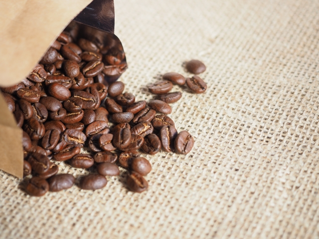 コーヒー豆-2