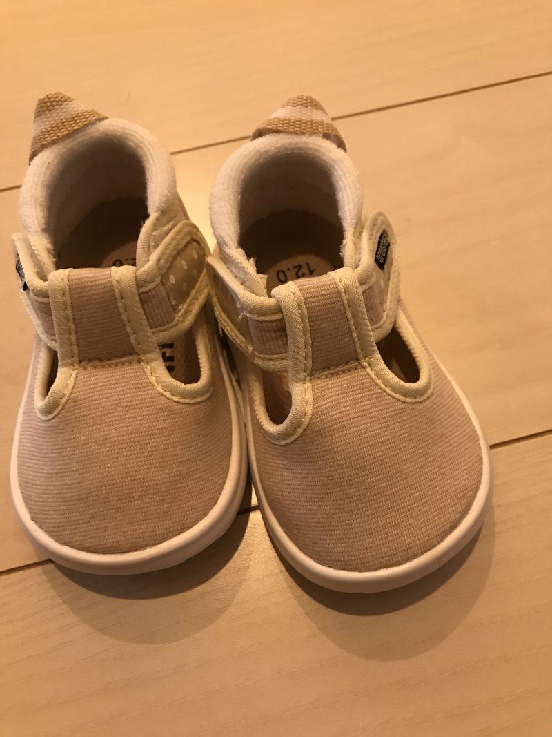 赤ちゃん靴1