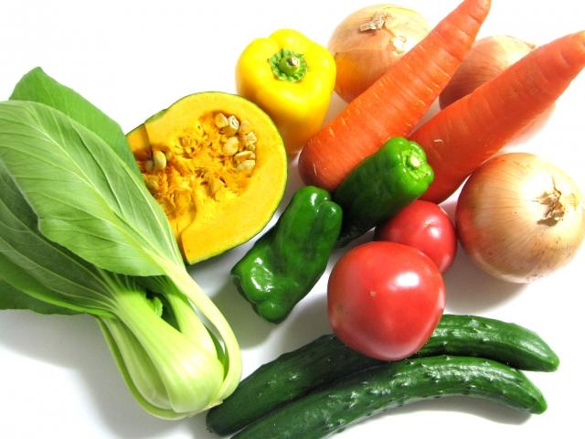 離乳食の野菜4