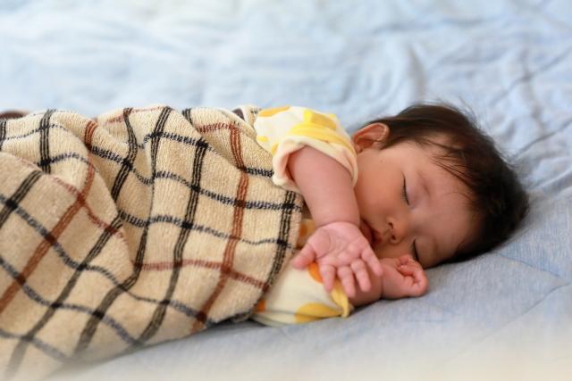 赤ちゃん服装梅雨3