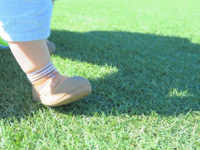 赤ちゃんの靴の洗い方