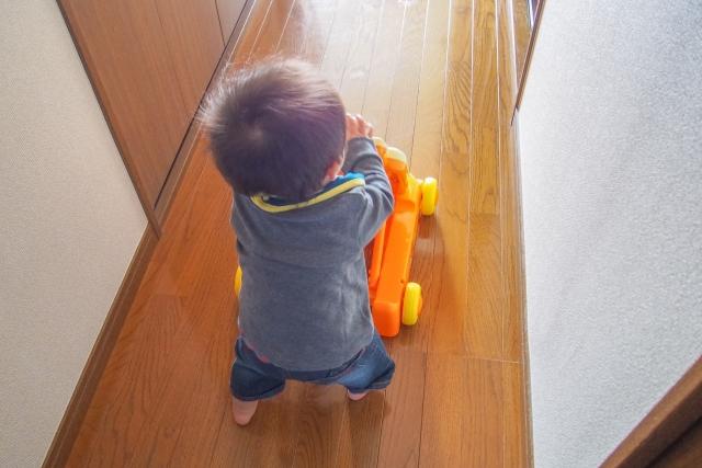 赤ちゃんが歩かない理由-2