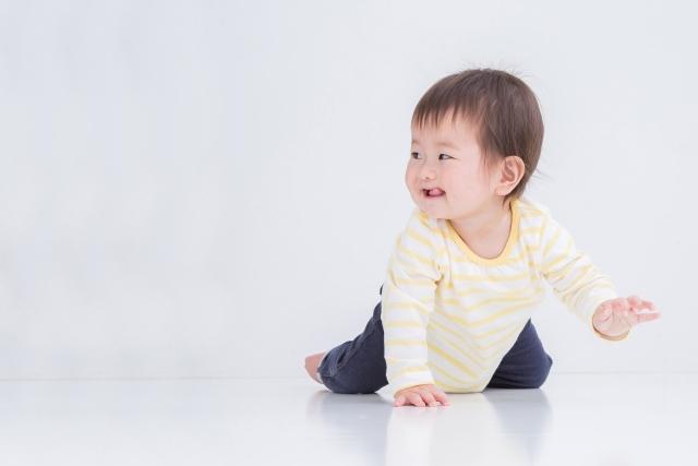 赤ちゃんが歩かない理由-1
