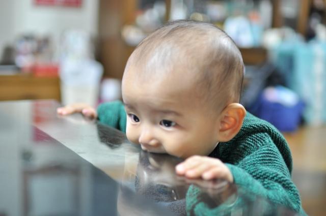 赤ちゃんが噛む理由-3