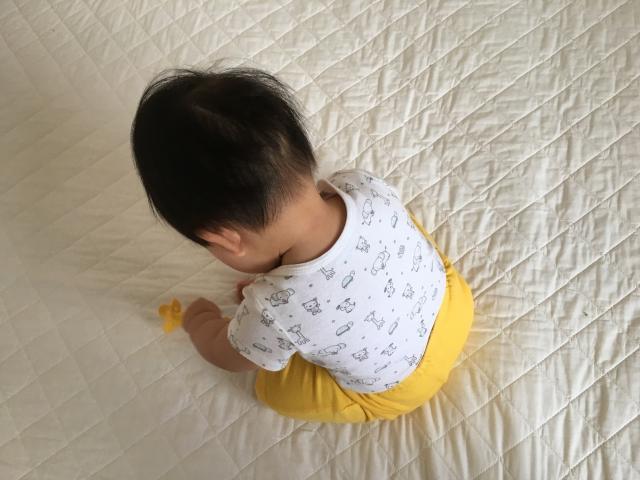 赤ちゃんが歩かない理由-3