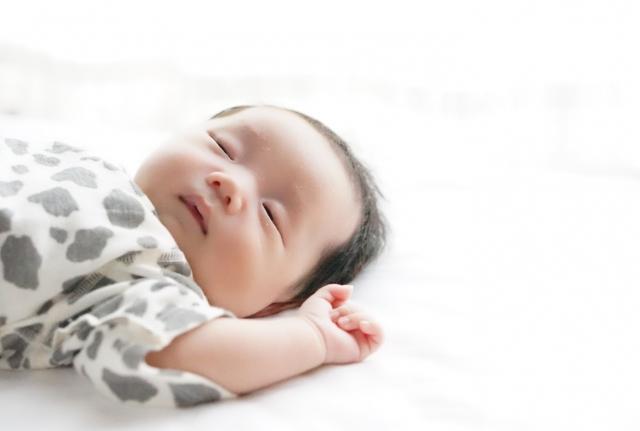 赤ちゃんの寝かしつけ-2
