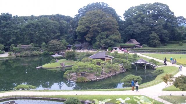 日本庭園-6