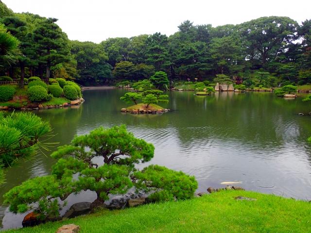 日本庭園-5