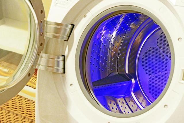 洗濯機の掃除をしてピロピロワカメを撃退する方法と発生する原因