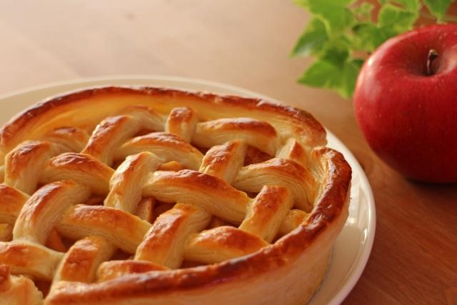 スタバのアメリカンアップルパイの発売日はいつ?相性ぴったりのコーヒはこれ!
