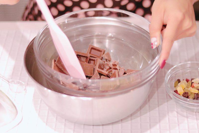 ガナッシュとチョコクリームの違い