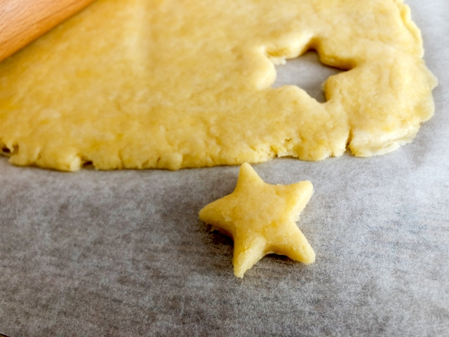 クッキー の生地を寝かせる意味