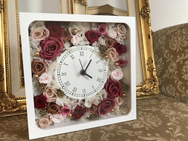 プリザーブドフラワー の時計は手作りできるプリザーブドフラワー の時計は手作りできるプリザーブドフラワー の時計は手作りできるプリザーブドフラワー の時計は手作りできる